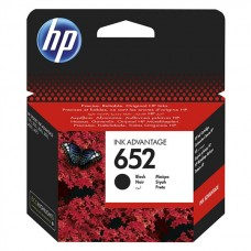 HP F6V25AE 652 BLACK