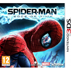 3DS SPIDERMAN EDGE OF TIME