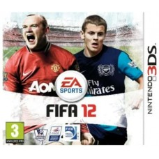 3DS FIFA 12