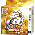 3DS NINTENDO POKEMON SUN FAN EDITION