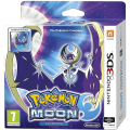 3DS NINTENDO POKEMON MOON FAN EDITION