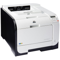 HP used Printer M451dn, Laser, Color, με toner/USED