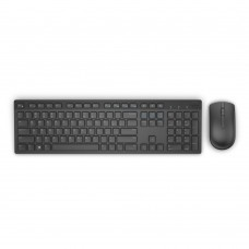 DELL Keyboard  Mouse KM636 Greek Wireless, Black