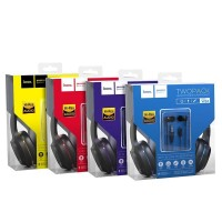 HOCO HEADPHONES W24 ENLIGHTEN HEADPHONES WITH MIC SET