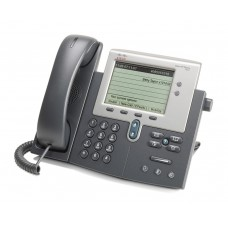 CISCO used IP Phone 7942G, Dark Gray
