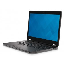 DELL Laptop E7470, i5-6300U, 8GB, 256GB SSD, 14