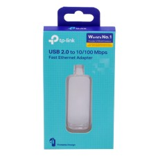 TP-LINK Network adapter UE200 USB 2.0 σε GbE 10/100Mbps, Ver. 2.0
