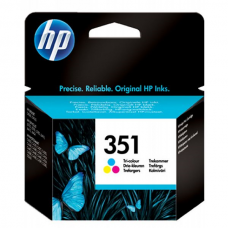 HP CB337EE 351 TRI-COLOUR