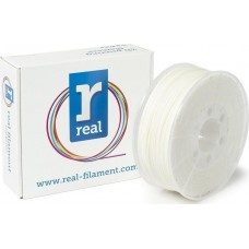 REAL PLA WHITE SPOOL OF 1KG 1.75mm