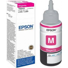 EPSON  T66434A MAGENTA