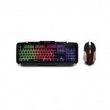Keyboard  Mouse Metalic Zeroground KB-1700GUMS ARAI
