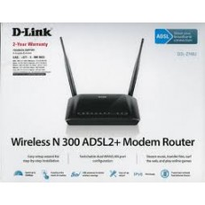 D-LINK WIRELESS N300 ADSL2+ MODEM-ROUTER DSL-2750B