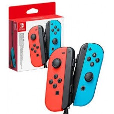 NINTENDO SWITCH JOY-CORN AIR NEON RED/BLUE