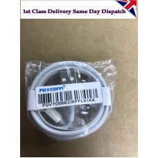 FOXCONN CHARGING CABLE LIGHTING 8PIN 1m
