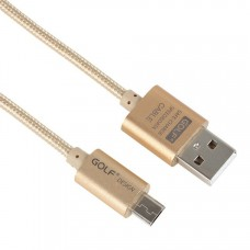 GOLF GC-10M USB MICRO CABLE CHARCHING 3M