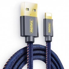 Charging Cable Remax i6 Blue 1.2m Cowboy RC-096i