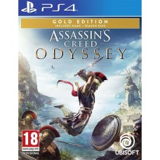 PS4 Assassins Creed Odyssey GOLD EDITION