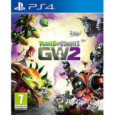 PS4 PLANT VS ZOMBIES GARDEN WARFARE 2