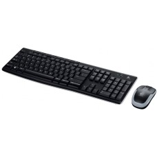 LOGITECH KEYBOARD/MOUSE WIRELESS MK270