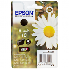 EPSON T180140 XP202 INK BLK.
