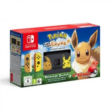 NINTENDO SWITCH CONSOLE POKEMON LETS GO Eevee