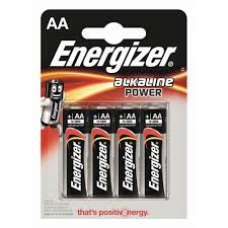 ENERGIZER BATTERIES AA-LR6