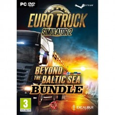 PC EURO TRUCK  2 BEYOND THE BALTIC SEA BUNDLE