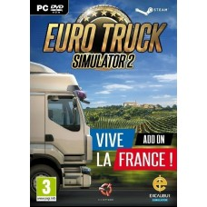 PC EURO TRUCK SIMULATOR 2 VIVE LA FRANCE