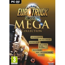 PC EURO TRUCK MEGA COLLECTION 2