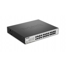 DLINK DGS-1100 24-PORT PoE Smart Switch 10/100/1000Mbps