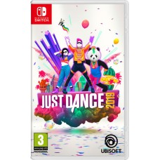 NINTENTO SWITCH JUST DANCE 2019