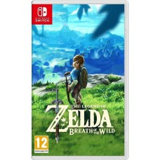 NINTENTO SWITCH THE LEGEND OF ZELDA BREATH OF THE WILD