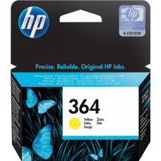 HP CB320EE 364 YELLOW