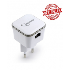 Gembird WiFi repeater 300Mbps, White /WNP-RP300-01