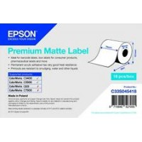 EPSON 100X150 MAT LABEL