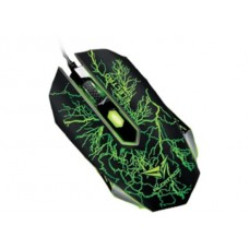 ALCATROZ 4-CLICK GAMING MOUSE 2400CPI CLASSIC ELECTRO