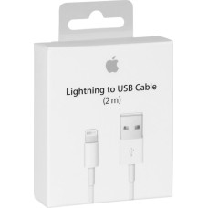 APPLE MD819ZM/A LIGHTNING TO USB CABLE 2m