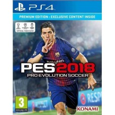 PS4 USED PES 2018
