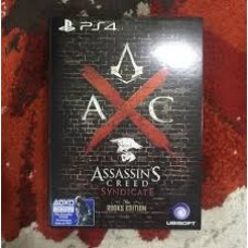 PS4 ASSASSINS CREED SYNDICATE ROOKS EDITION