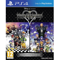 PS4 KINGDOM HEARTS HD 1.5+2.5 REMIX
