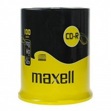 MAXELL CD-R 52X 100PACK