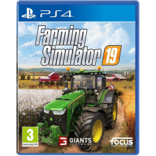PS4 Farming Simulator 19 PS4