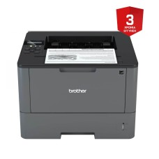 BROTHER PRINTER HL-L5100DN MONOCHROME LASER PRINTER