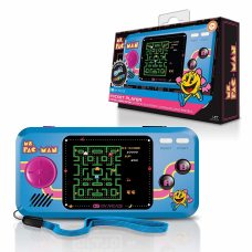 DRG MS.PAC-MAN HANDHELD  POCKET PLAYER