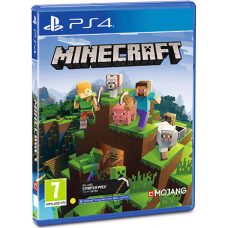 PS4 MINECRAFT (Bedrock Edition)