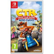 NINTENDO SWITCH CRASH TEAM RACING NITRO FUELED