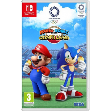 NINTENDO SWITCH MARIO  SONIC AT THE TOKYO OLYMPICS GAMES 2020