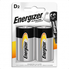 ENERGIZER ALKALINE POWER D2