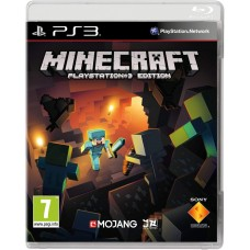 PS3 MINECRAFT (used)