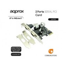 PCI EXP SERIAL 2 PORT + LOW PROFILE